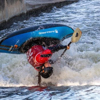 Payara-sponsored Team GB Kayaker Emma Witherford