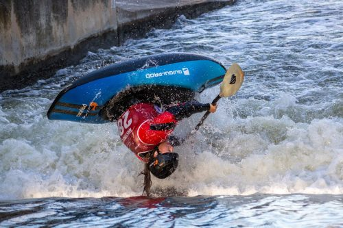 Our Sponsored Kayaker Emma Witherford: Living the Payara Values during Covid-19
