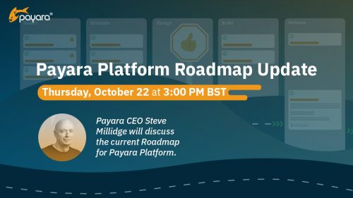 Join our webinar for the October 2020 Payara Platform Roadmap Update