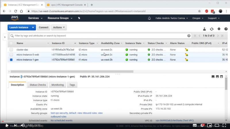 Elastic Clustering with Payara Micro on Amazon AWS - Demo Part 2
