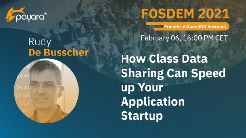 Payara at FOSDEM 2021