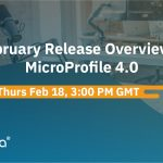 February release overview image