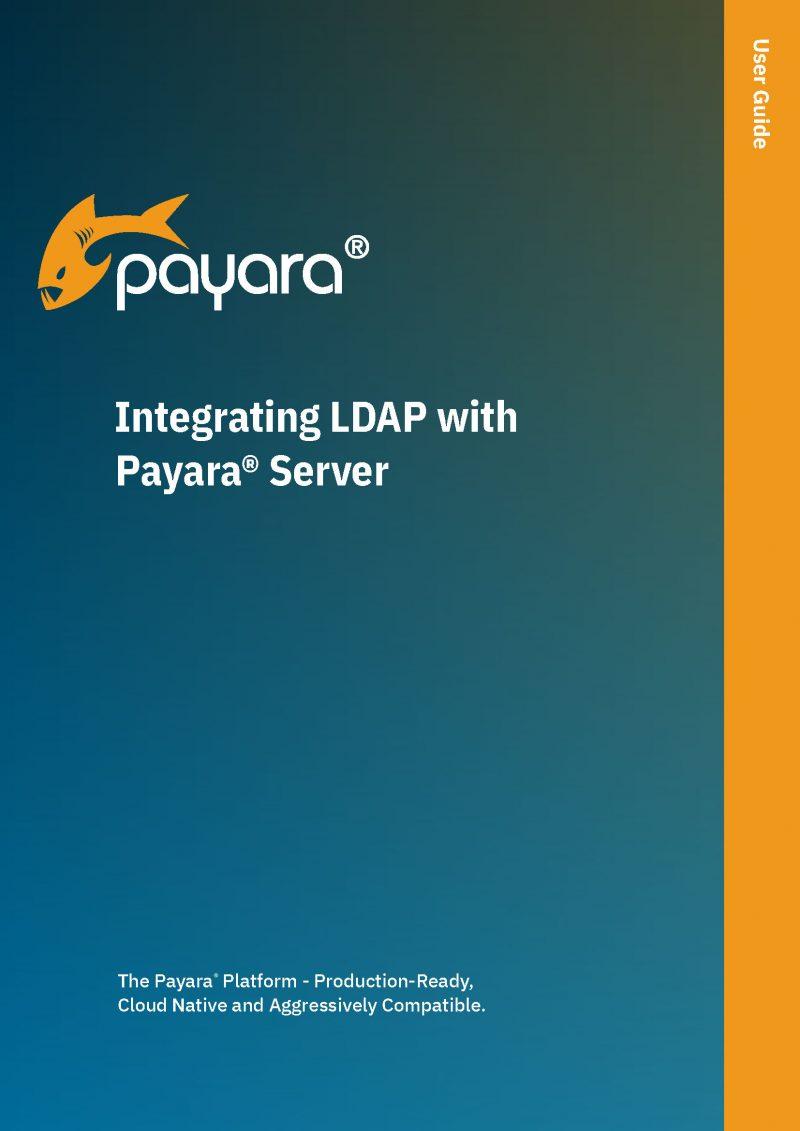 Integrating LDAP with Payara Server Guide