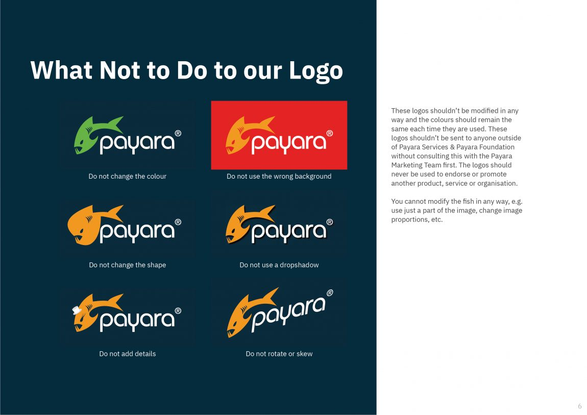 Payara Logo Guidelines