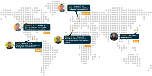 All Online and Still Global: The Payara Team at Conferences This Fall