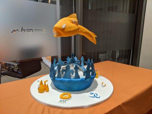 Payara Queen's Award for Enterprise Cake