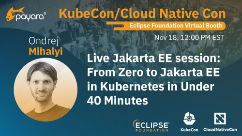 Payara at KubeCon / CloudNativeCon