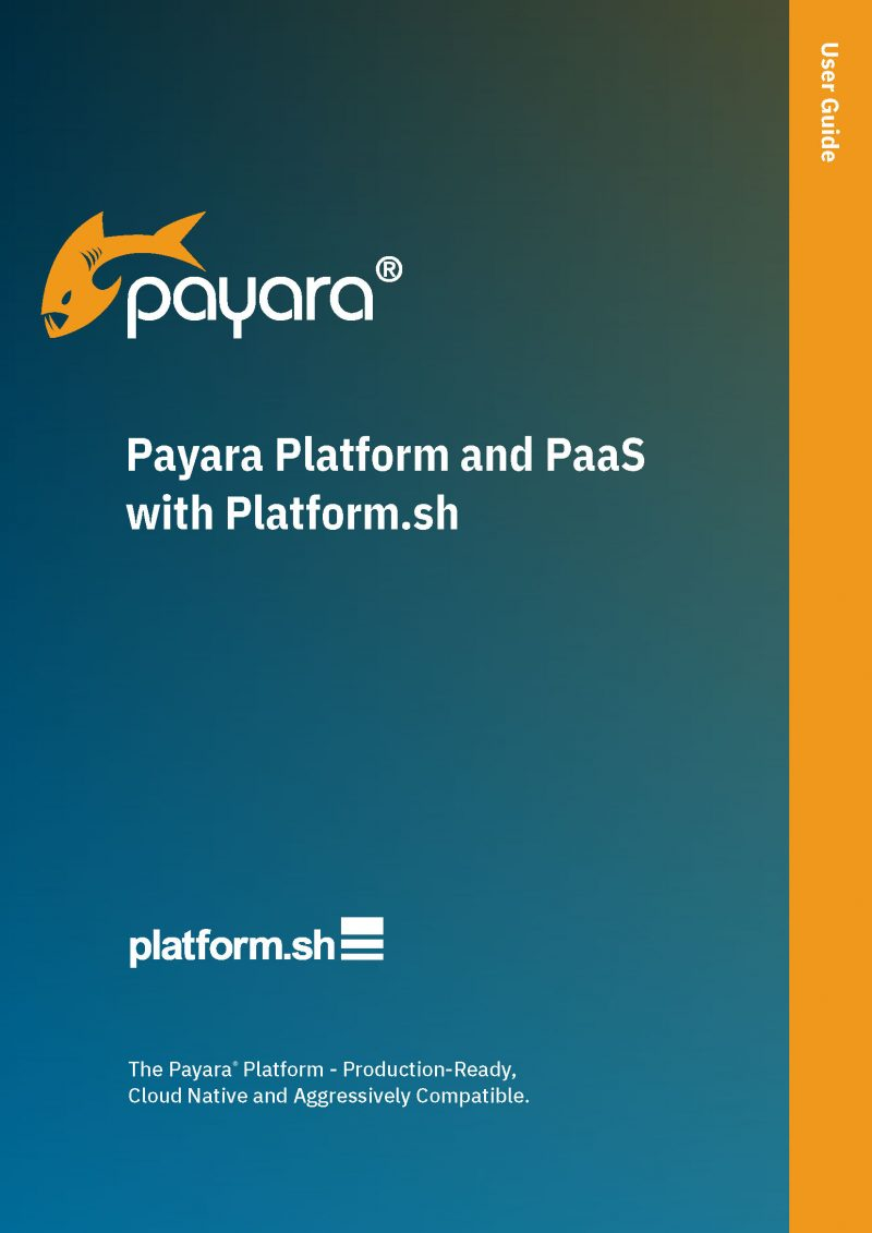 Payara and PaaS with Platform.sh Cover