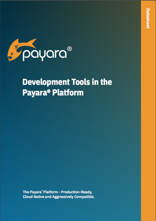 Development Tools in the Payara Platform Datasheet