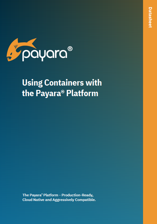 Using Containers with the Payara Platform