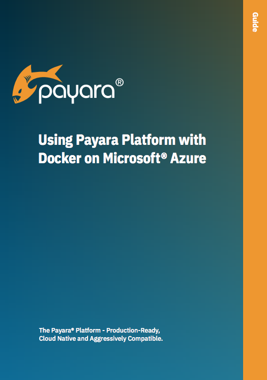 Using Payara Platform with Docker on Microsoft Azure