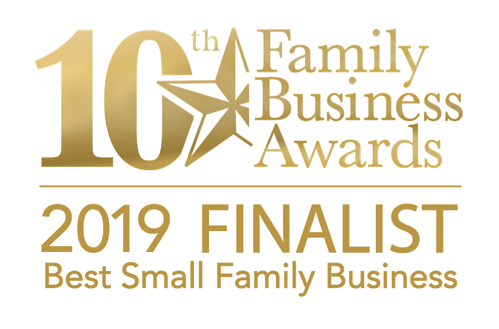 Payara Services – Finalist in Best Small Family Business Category