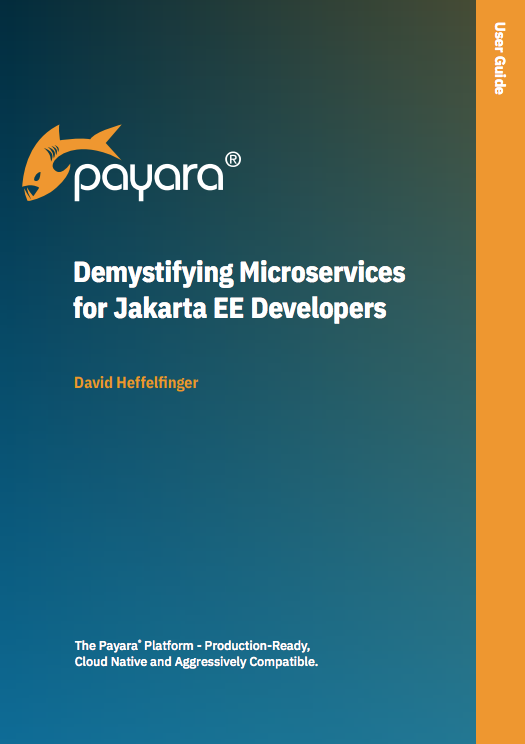 Demystifying Microservices for Jakarta EE Developers User Guide