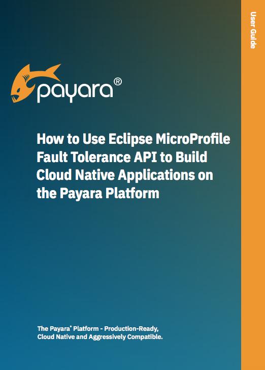 How to use Fault Tolerance API to Build Cloud Native Applications on Payara Platform
