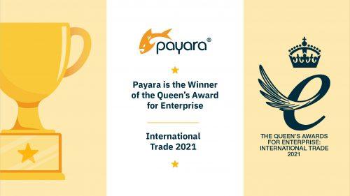 Payara wins Queen's Award