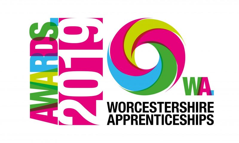 Worcestershire Apprenticeship awards logo