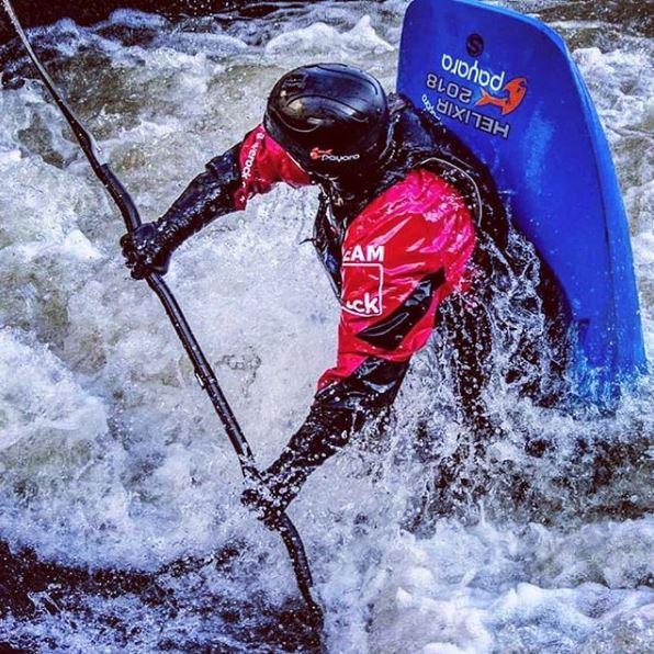 Kayak Payara sponsor