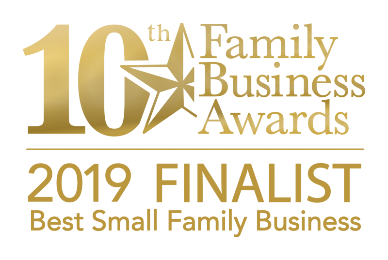 Family Business Award logo