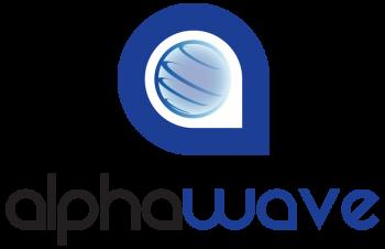 Alpha Wave logo