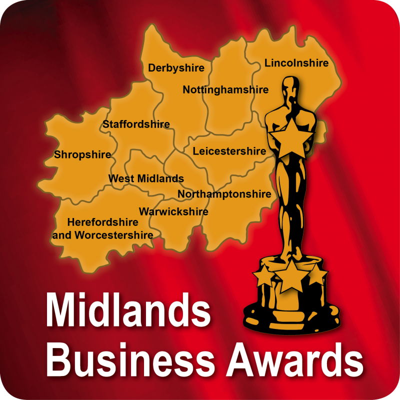 Midlands business awards