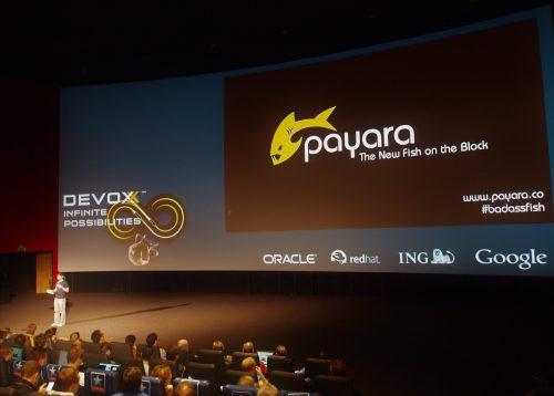 Devoxx movie sponsorship