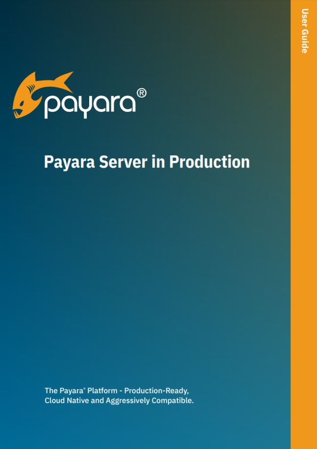 Payara Server in Production Ops Guide